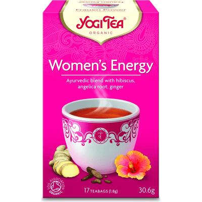 Herbata dla Kobiet Energia BIO - 17 x 1,8 g Yogi Tea