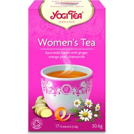 Yogi Tea Herbata dla Kobiet BIO - 17 x 1,8 g