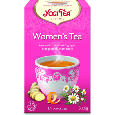 Herbata dla Kobiet BIO - 17 x 1,8 g Yogi Tea