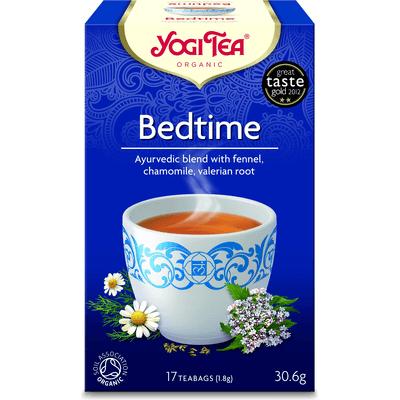 Herbata na spokojny sen Bedtime BIO - 17 x 1,8 g Yogi Tea