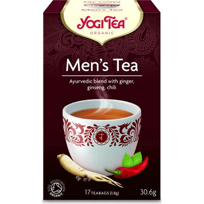 Herbata dla Mężczyzn - 17 x 1,8 g Yogi Tea