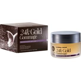 Imperial Caviar - Odmładzający złoty scrub do twarzy 24k