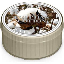 Świeca zapachowa: Egipska Bawełna (Egyptian Cotton)