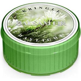 Świeca zapachowa: Balsam Fir (Delikatna Jodła Balsamiczna) / Kringle Candle