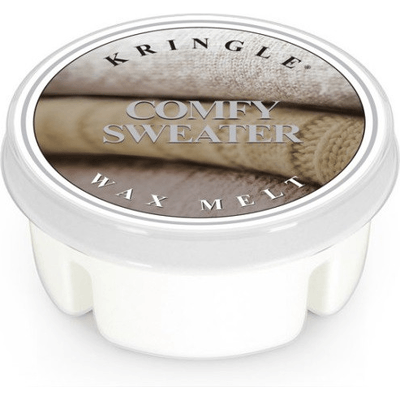 Wosk zapachowy: Comfy Sweater Kringle Candle