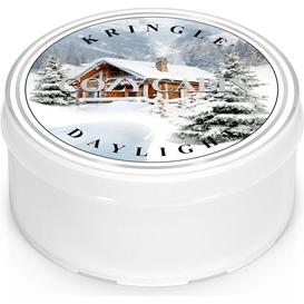 Kringle Candle Świeca zapachowa: Przytulna Chatka (Cozy Cabin)