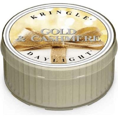 Świeca zapachowa: Złoto i Kaszmir (Gold & Cashmere) Kringle Candle
