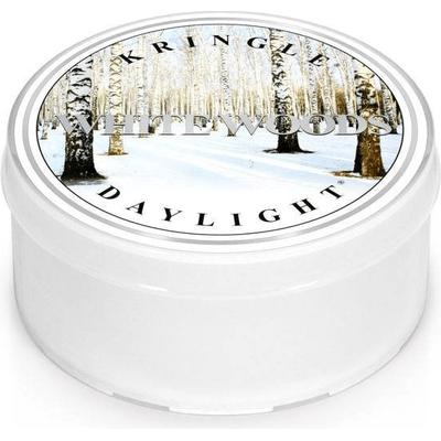 Świeca zapachowa: Biały Las (White Woods) Kringle Candle