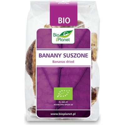 Banany suszone BIO Bio Planet