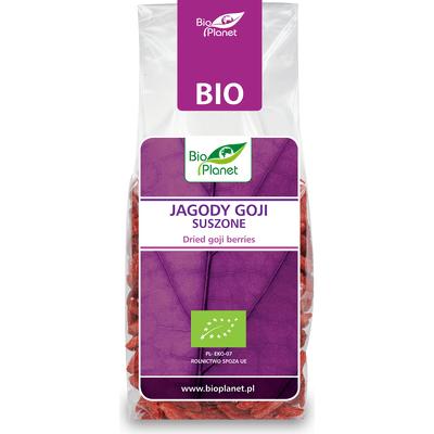 Jagody goji suszone BIO Bio Planet