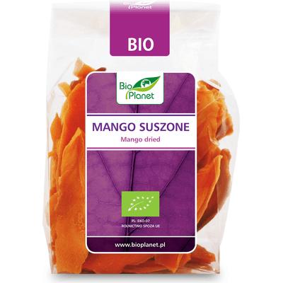 Mango suszone BIO Bio Planet