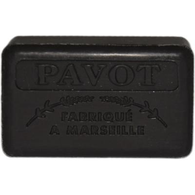 Mydło marsylskie z masłem shea - Opium / Pavot Foufour