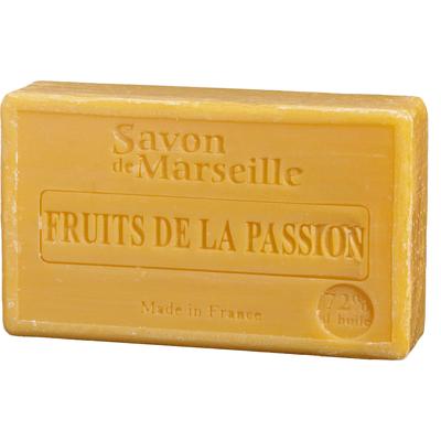 Mydło marsylskie z olejem ze słodkich migdałów - Marakuja Le Chatelard