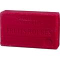 Mydło marsylskie z olejem ze słodkich migdałów - Czerwone owoce