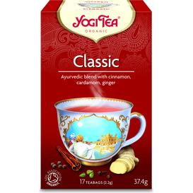 Yogi Tea Herbata Klasyczna BIO - 17 x 2,2 g