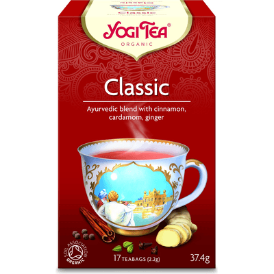 Herbata Klasyczna BIO Yogi Tea