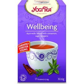 Herbata na dobre samopoczucie - Pełnia Życia