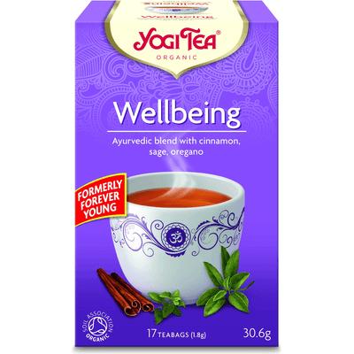Herbata na dobre samopoczucie - Pełnia Życia Yogi Tea