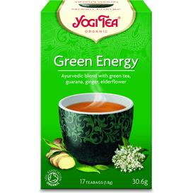 Herbata Zielona Energia BIO - 17 x 1,8 g