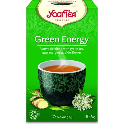 Herbata Zielona Energia BIO - 17 x 1,8 g Yogi Tea
