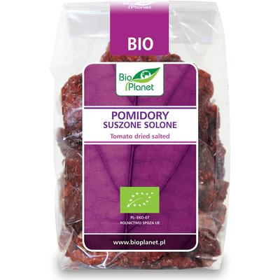 Pomidory suszone solone BIO Bio Planet