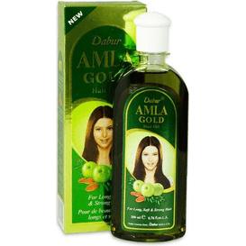 Dabur Intensywnie regenerujący olej do włosów Amla Gold