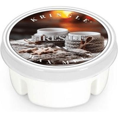 Wosk zapachowy: Fireside Kringle Candle