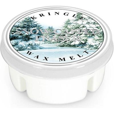 Wosk zapachowy: Ośnieżone drzewa (Snow Capped Fraser) Kringle Candle