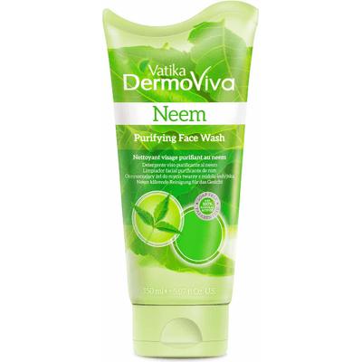 Oczyszczający żel do mycia twarzy z miodlą indyjską Dabur
