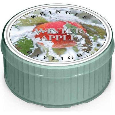 Świeca zapachowa: Winter Apple Kringle Candle