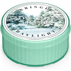Kringle Candle Świeca zapachowa: Ośnieżone drzewa (Snow Capped Fraser)