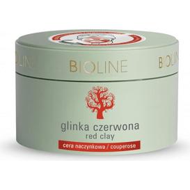 Bioline Glinka czerwona 150 g