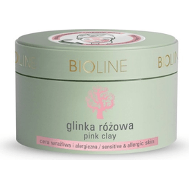 Bioline Glinka różowa 150 g