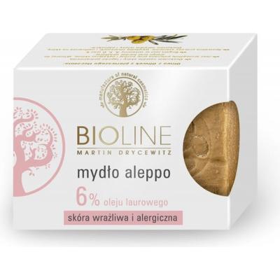 Mydło aleppo 6% oleju laurowego Bioline