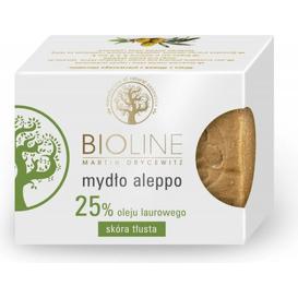 Bioline Mydło aleppo 25% oleju laurowego