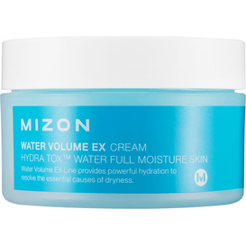 Mizon Water Volume Ex Cream - Intensywnie nawilżający krem do twarzy