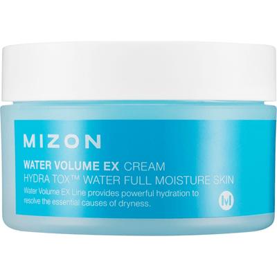 Intensywnie nawilżający krem do twarzy - Water Volume Ex Cream Mizon