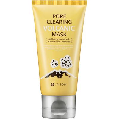 Oczyszczająca maska z pyłem wulkanicznym - Pore Clearing Volcanic Mask Mizon