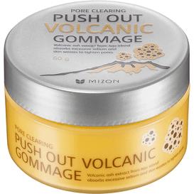 Oczyszczający peeling gommage z pyłem wulkanicznym - Pore Clearing Push Out Volcanic Gommage
