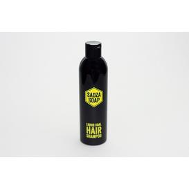 Sadza Soap Czarny szampon z węglem aktywnym