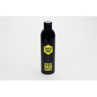 Czarny szampon z węglem aktywnym Sadza Soap