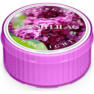 Świeca zapachowa: Świeży Bez (Fresh Lilac) Kringle Candle