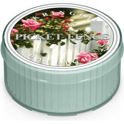 Świeca zapachowa: Kwitnący Płotek (Picket Fence) Kringle Candle