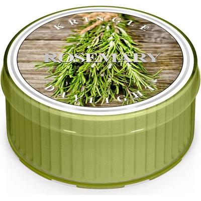 Świeca zapachowa: Rozmaryn (Rosemary) Kringle Candle