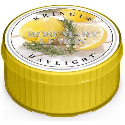Świeca zapachowa: Cytrynowy Rozmaryn (Rosemary Lemon) Kringle Candle