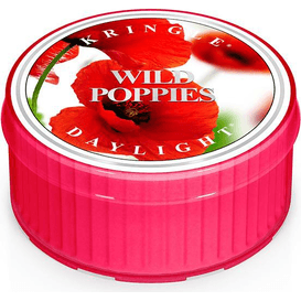 Kringle Candle Świeca zapachowa: Dzikie Maki (Wild Poppies)