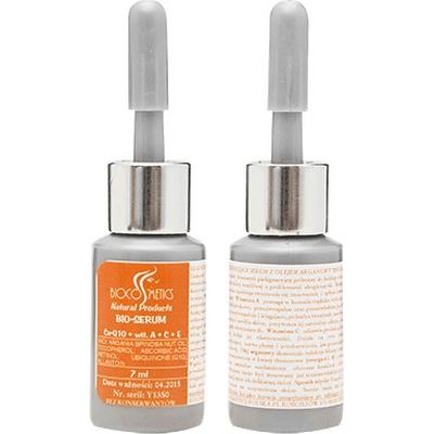 Regenerujące BIO serum z olejem arganowym Biocosmetics