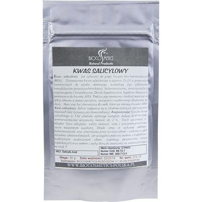 Kwas salicylowy - Salicylic Acid Biocosmetics