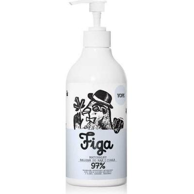 Naturalny balsam do rąk i ciała - Figa Yope