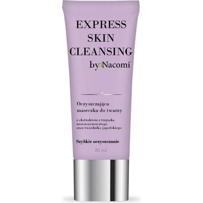 Oczyszczająca maseczka do twarzy - Express skin cleansing Nacomi